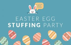 Egg Stuffing Event! @ 530 E Williams St, Apex, NC 27502