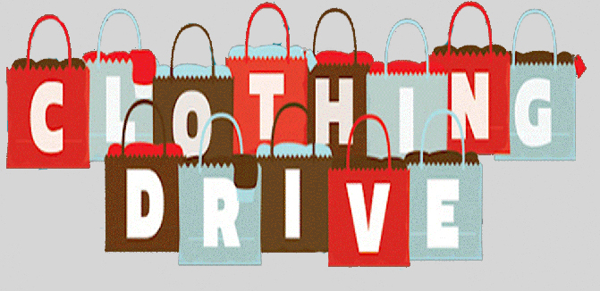 clothing-drive
