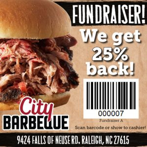 Cancelled - City BBQ Fundraisers